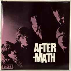 36. ROLLING STONES-AFTERMATH -1966-FIRST PRESS(МОНО) UK-DECCA-NMINT/NMINT