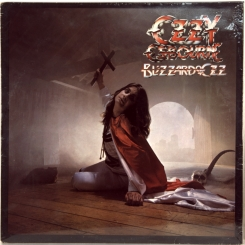 83. OSBOURNE, OZZY-BLIZZARD OF OZZ-1980-ВТОРОЙ ПРЕСС 1984 UK-EPIC-NMINT/NMINT