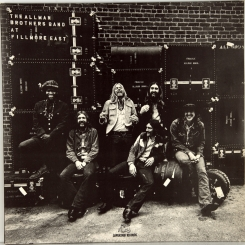 37. ALLMAN BROTHERS BAND-THE ALLMAN BROTHERS BAND AT FILLMORE EAST-1971-ОРИГИНАЛЬНЫЙ ПРЕСС 1974 UK-CAPRICORN-NMINT/NMINT