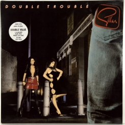 113. GILLAN, IAN-DOUBLE TROUBLE-1981-ПЕРВЫЙ ПРЕСС UK-VIRGIN-NMINT/NMINT
