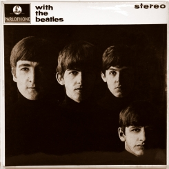 7. BEATLES-WITH THE BEATLES (STEREO)-1963-FIRST PRESS UK-PARLOPHONE-NMINT/NMINT