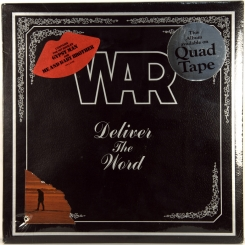 23. WAR‎-DELIVER THE WORD-1973-ПЕРВЫЙ ПРЕСС USA-UNITED ARTISTS-NMINT/NMINT