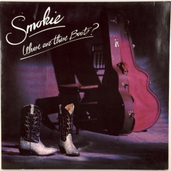 211. SMOKIE-WHOSE ARE THESE BOOTS-1990-первый пресс holland-polydor-nmint/nmint
