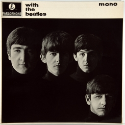 6. BEATLES-WITH THE BEATLES (MONO)-1963-ПЕРВЫЙ ПРЕСС UK-PARLOPHONE-NMINT/NMINT
