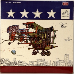 28. JEFFERSON AIRPLANE-AFTER BATHING AT BAXTER'S-1967- ПЕРВЫЙ ПРЕСС USA-RCA-NMINT/NMINT