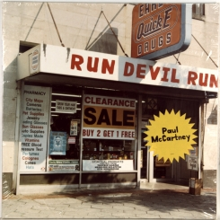 38. McCARTNEY, PAUL-RUN DEVIL RUN-1999-ПЕРВЫЙ ПРЕСС UK/EU-MPL-NMINT/NMINT