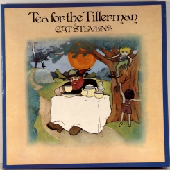 17. STEVENS, CAT-TEA FOR THE TILLERMAN-1970-ПЕРВЫЙ ПРЕСС UK-ISLAND-NMINT/NMINT