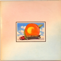 10. ALLMAN BROTHERS BAND-EAT A PEACH-1972-FIRST PRESS UK-CAPRICORN-NMINT/NMINT