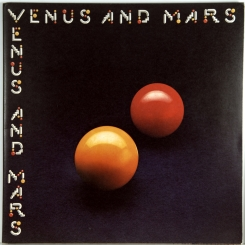 56. WINGS-VENUS AND MARS-1975-ПЕРВЫЙ ПРЕСС UK-CAPITOL-NMINT/NMINT