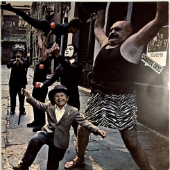 5. DOORS-STRANGE DAYS-1967-ORIGINAL PRESS 1976 UK-ELEKTRA-NMINT/NMINT