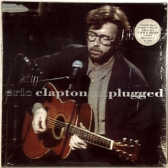 21. CLAPTON, ERIC-UNPLUGGED-1992-FIRST PRESS UK/EU GERMANY-REPRISE-NMINT/NMINT