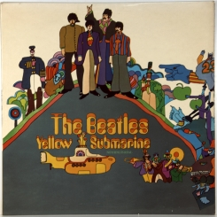 25. BEATLES-YELLOW SUBMARINE(STEREO)-1969-ПЕРВЫЙ ПРЕСС UK-APPLE-NMINT/NMINT