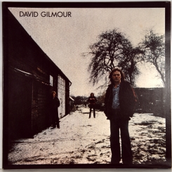 69. GILMOUR, DAVID-SAME-1978-первый пресс uk-harvest-nmint/nmint