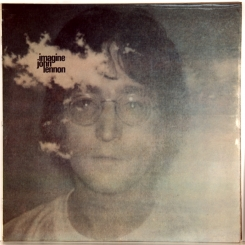 40. LENNON, JOHN-IMAGINE-1971-ПЕРВЫЙ ПРЕСС UK-APPLE-NMINT/NMINT