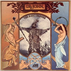 6. DR.JOHN,THE NIGHT TRIPPER-THE SUN,MOON,AND HERBS-1971-ПЕРВЫЙ ПРЕСС UK-NMINT/NMINT