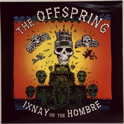 107. OFFSPRING-IXNAY ON THE HOMBRE-1997-ПЕРВЫЙ ПРЕСС UK/EU-EPITAPH-NMINT/NMINT