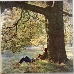 32. LENNON, JOHN AND YOKO ONO-PLASTIC ONO BAND-1970-FIRST PRESS UK-APPLE-NMINT/NMINT