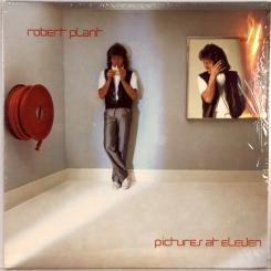 75. PLANT, ROBERT-PICTURES AT ELEVEN-1982-ПЕРВЫЙ ПРЕСС USA-SWAN SONG-NMINT/NMINT