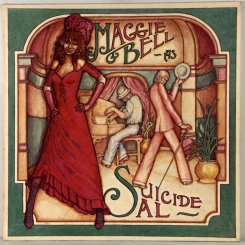19. MAGGIE, BELL(EX-STONE THE CROWS)-SUICIDE SAL-1975-ПЕРВЫЙ ПРЕСС UK-POLYDOR-NMINT/NMINT