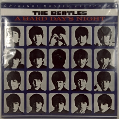 30. BEATLESA HARD DAY'S NIGHT-1964-ПЕРЕИЗДАНИЕ 1987 USA-MOBILE FIDELITY SOUND LAB-NMINT/NMINT