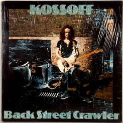 10. KOSSOFF-BACK STREET CRAWLER -1973-First press USA-ISLAND-NMINT/NMINT