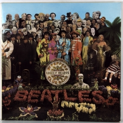22. BEATLES-SGT. PEPPER'S LONELY HEARTS CLUB BAND (STEREO)-1967-ПЕРВЫЙ ПРЕСС UK-PARLOPHONE-NMINT/NMINT