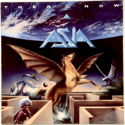 48. ASIA-THEN AND NOW-1990-ПЕРВЫЙ ПРЕСС UK/EU-GERMANY-GEFFEN-NMINT/NMINT