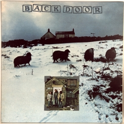 22. BACK DOOR-BACK DOOR-1973-ПЕРВЫЙ ПРЕСС UK-WARNER BROC.-NMINT/NMINT