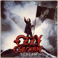 88. OSBOURNE, OZZY-SCREAM-2010-ПЕРВЫЙ ПРЕСС UK/EU-EPIC-NMINT/NMINT