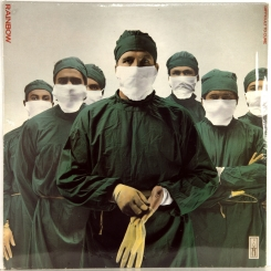 110. RAINBOW-DIFFICULT TO CURE1981-ПЕРВЫЙ ПРЕСС UK-POLYDOR-NMINT/NMINT