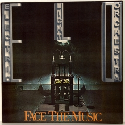 37. ELECTRIC LIGHT ORCHESTRA-FACE THE MUSIC-1975-ОРИГИНАЛЬНЫЙ ПРЕСС 1978 UK-JET-NMINT/NMINT