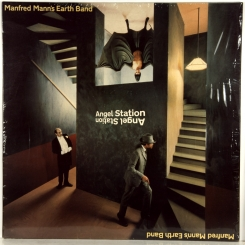 60. MANFRED MANN'S EARTH BAND-ANGEL STATION-1979-FIRST PRESS UK-BRONZE-NMINT/NMINT
