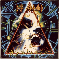73. DEF LEPPARD-HYSTERIA-1987-FIRST PRESS EU-HOLLAND-MERCURY-NMINT/NMINT