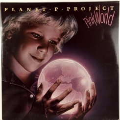 107. PLANET P PROJECT-PINK WORLD-1984-ПЕРВЫЙ ПРЕСС UK-MCA-NMINT/NMINT
