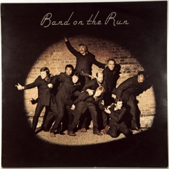 34. WINGS-BAND ON THE RUN-1973-ПЕРВЫЙ ПРЕСС UK-APPLE-NMINT/NMINT