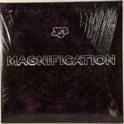 51. YES-MAGNIFICATION (2 LP'S) -2001-FIRST PRESS 2013 UK/EU-EAGLE-NMINT/NMINT