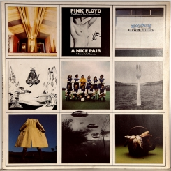 16. PINK FLOYD,A NICE PAIR-1973-FIRST PRESS UK-HARVEST-NMINT/NMINT