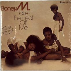189. BONEY M-TAKE THE HEAT OFF ME-1976-ПЕРВЫЙ ПРЕСС GERMANY-HANSA-NMINT/NMINT