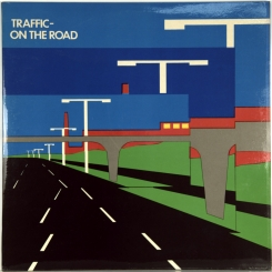 20. TRAFFIC-ON THE ROAD-1973-FIRST PRESS UK-ISLAND-NMINT/NMINT