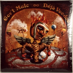 3. GOV'T MULE-DEJA VOODOO (2LP'S)-2004-ПЕРВЫЙ ПРЕСС 2008 GERMANY-BLUE ROSE-NMINT/NMINT