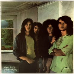 14. GOLDEN EARRING-SEVEN TEARS-1971-ПЕРВЫЙ ПРЕСС HOLLAND-POLYDOR-NMINT/NMINT