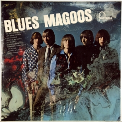 7. BLUES MAGOOS-BLUES MAGOOS-1966-ПЕРВЫЙ ПРЕСС UK-FONTANA-NMINT/NMINT