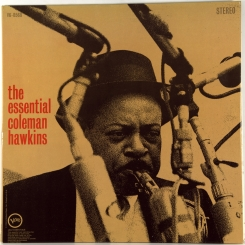 145. HAWKINS, COLEMAN-THE ESSENTIAL COLEMAN HAWKINS (STEREO)-1964-FIRST PRESS USA-VERVE-NMINT/NMINT