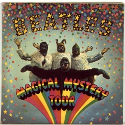 22. BEATLES-MAGICAL MYSTERY TOUR (2X45-EP)-1967-FIRST PRESS(MONO) UK-PARLOPHONE-NMINT/NMINT