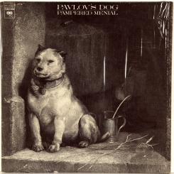 41. PAVLOV'S DOG-PAMPERED MENIAL-1975-FIRST PRESS USA-COLUMBIA-NMINT/NMINT