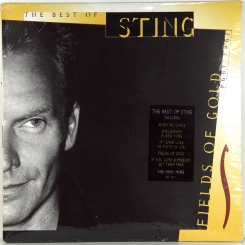 56. STING-BEST OF FIELDS OF GOLD (1984-1994)-1994-ПЕРВЫЙ ПРЕСС UK/EU-A&M-NMINT/NMINT