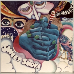 11. SWEET SMOKE-JUST A POKE-1970-ПЕРВЫЙ ПРЕСС -HOLLAND-CATFISH-NMINT/NMINT