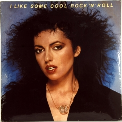 143. GILLA-I LIKE SOME COOL ROCK'N'ROLL-1980-FIRST PRESS GERMANY-HANSA-NMINT/NMINT