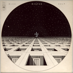10. BLUE OYSTER CULT- SAME-1972-ПЕРВЫЙ ПРЕСС UK-CBS-NMINT/NMINT