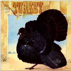 45. WILD TURKEY-TURKEY-1972 ПЕРВЫЙ ПРЕСС-UK-CHRYSALIS-NMINT/NMINT